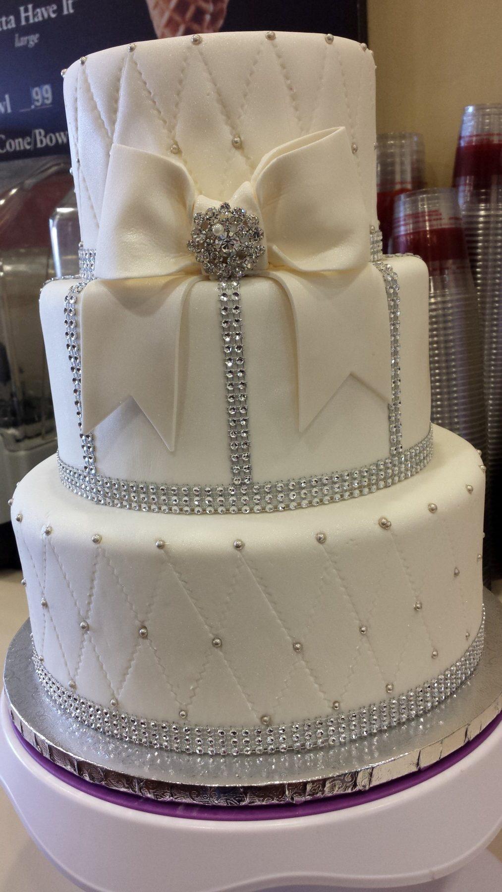 Elegant Wedding Cakes By Cake Among Us Bakery Amp Donuts