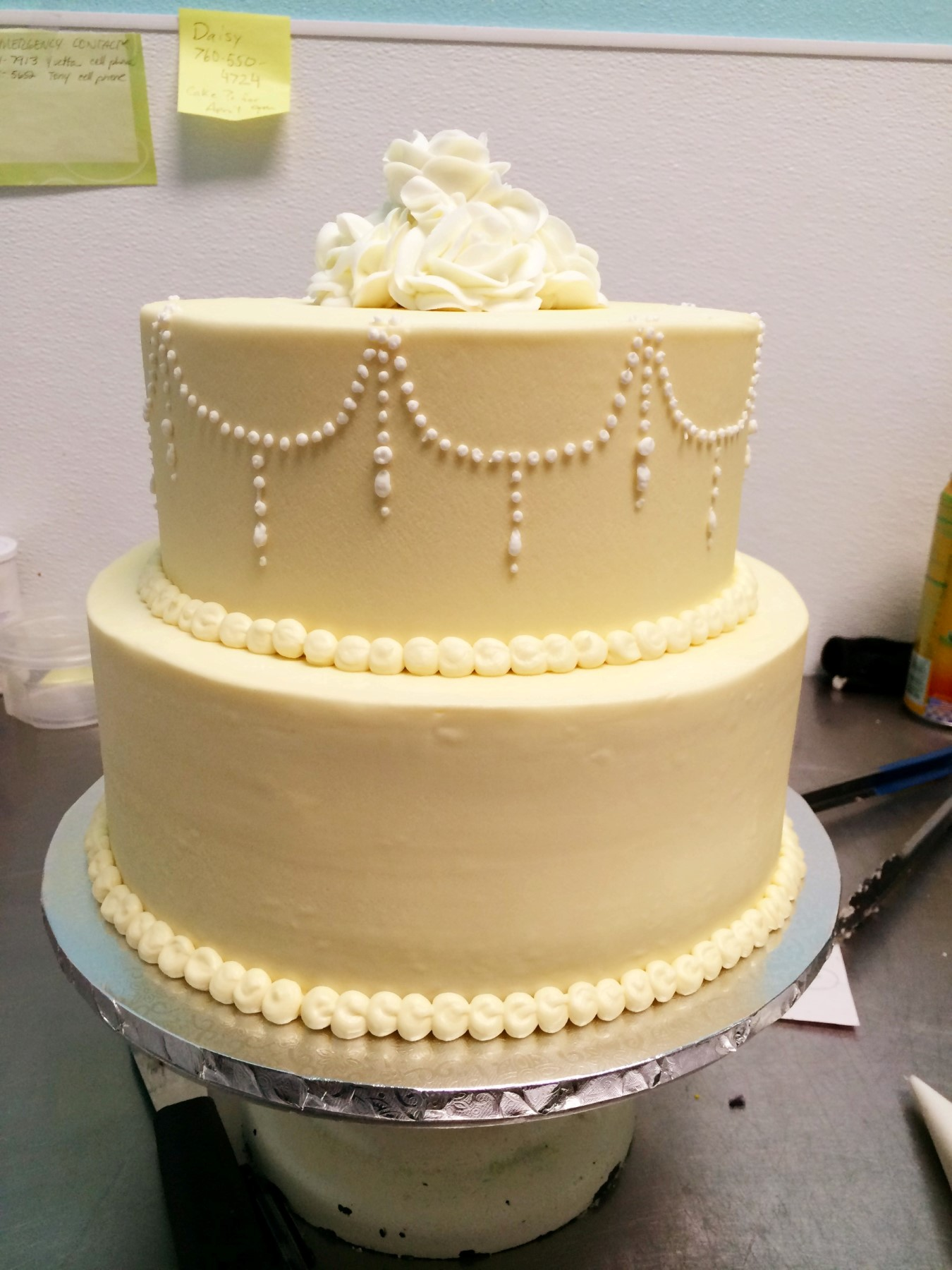 Gallery of Wedding Cakes by Cake Among Us Bakery & Donuts